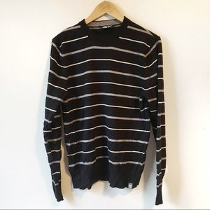 North Face • Striped pullover sweater